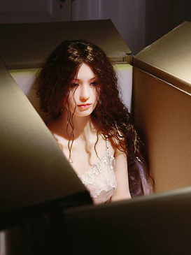 Laurie Simmons - the love doll