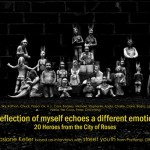 Josiane Keller - Each reflection of myself echoes a different emotion at me