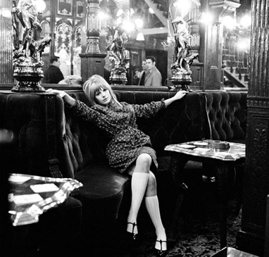 Gered Mankowitz - Marianne Faithful