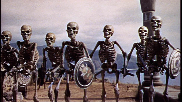 Ray Harryhausen - Jason and the Argonauts