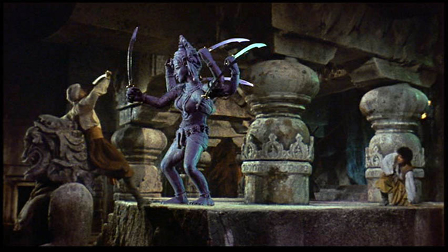 Ray Harryhausen - Kali