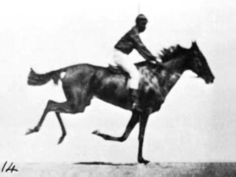 Eadweard Muybridge - Sallie Gardner at a Gallop