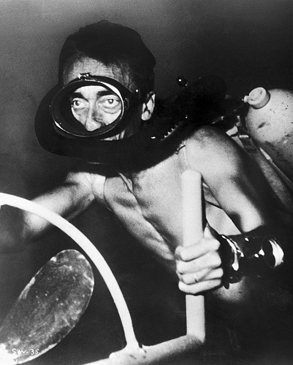 Jacques Cousteau - 1910-1997