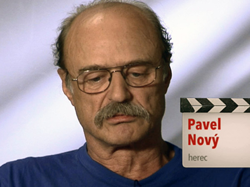 Pavel Nový - actor