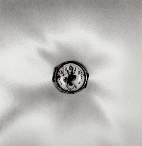 Shōmei Tomatsu - Wristwatch stopped at 11-02 August 9, 1945, Nagasaki