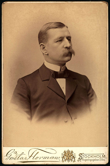 Salomon August Andrée (1854 -1897)