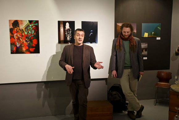 ph21 gallery - with Zsolt Batori and Gábor Arion Kudász