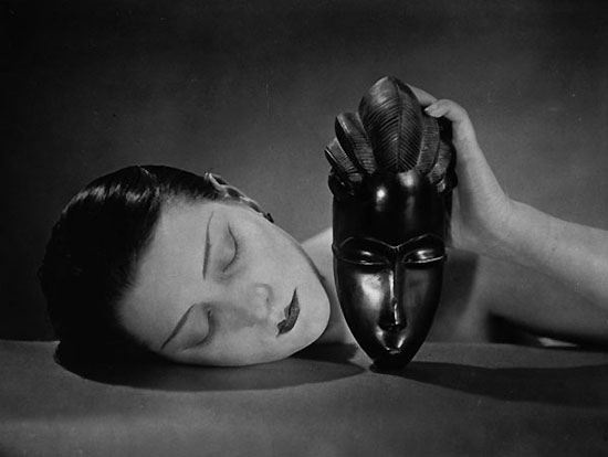 Man Ray - Black and White - Noire et Blanche - 1926