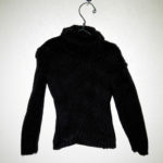 Josiane Keller - Jan's black turtle-neck