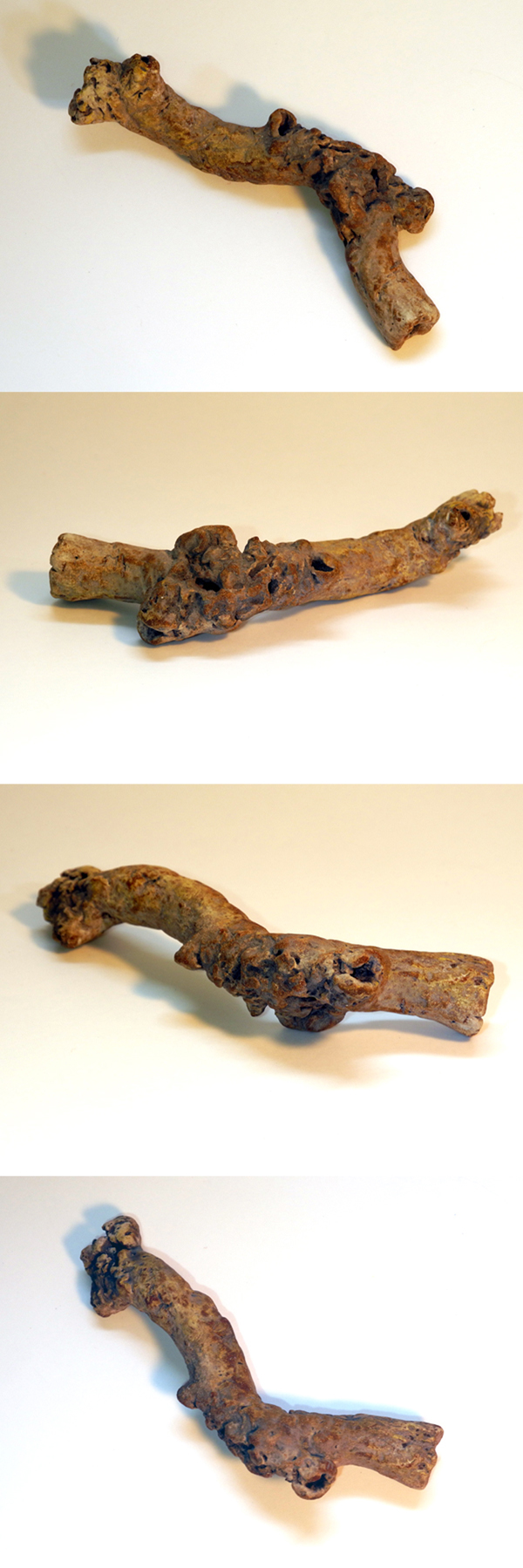 Josiane Keller - brown twig